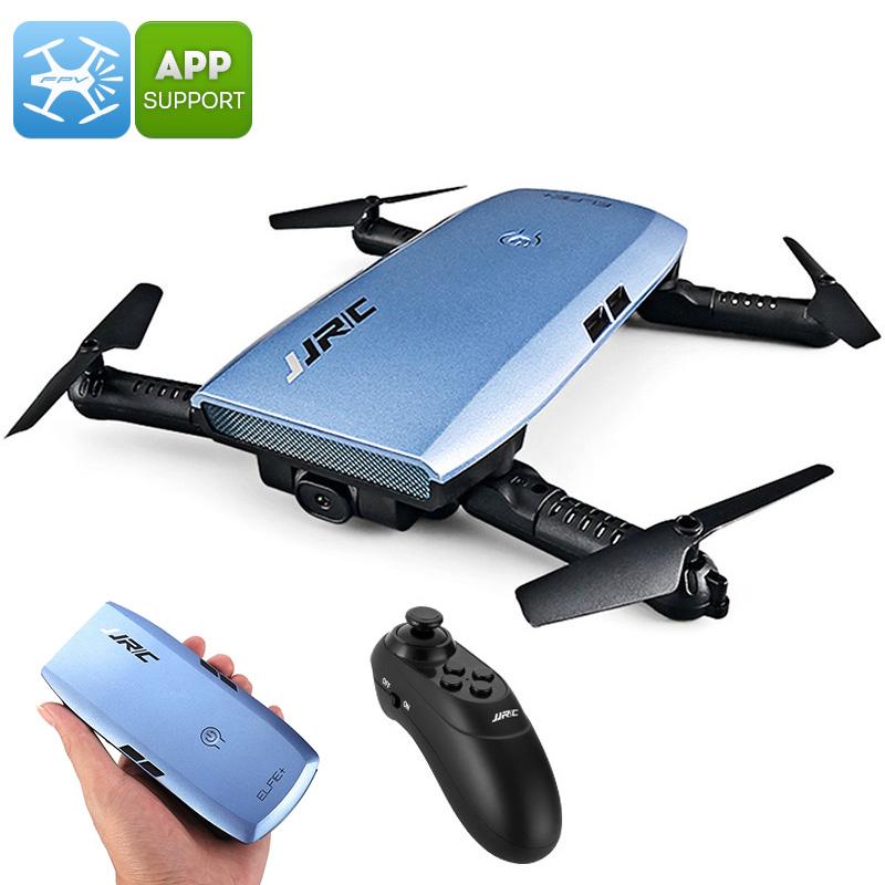 JJRC H47 ELFIE+ Foldable Drone - Feature Image