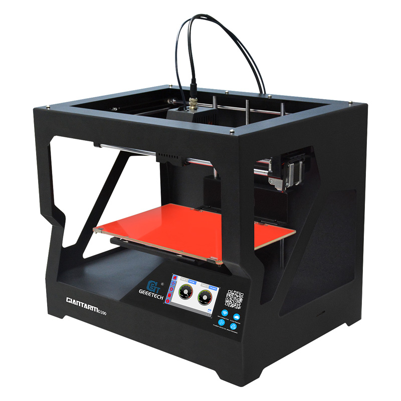 Geeetech D200 3D Printer - Feature Image