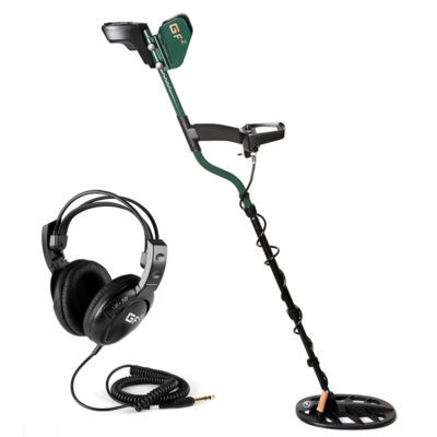 "Professional Metal Detector ""Gold Finder 2""_Feature"