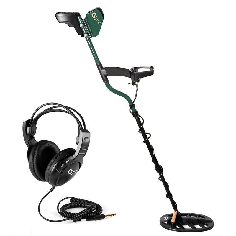 Professional Metal Detector ''Gold Finder 2'' - Feature Image
